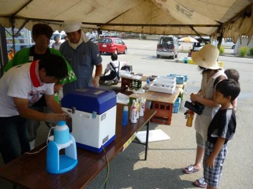 pict-羽茂祭りかき氷